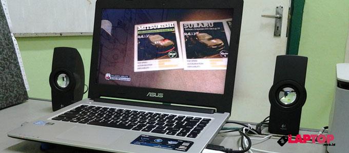 Asus A46CM - www.tokopedia.com
