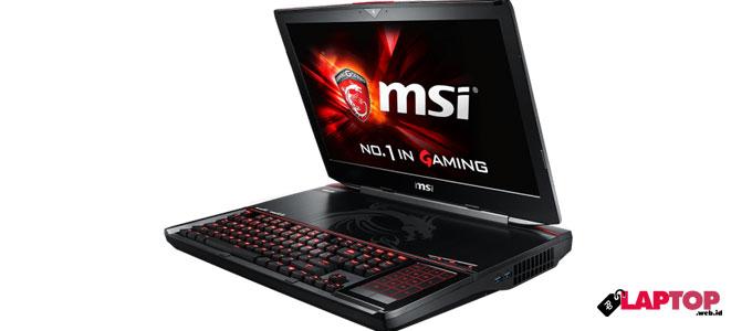 MSI GT80S 6QD Titan - www.tokopedia.com