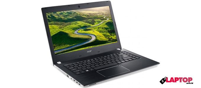 Acer Aspire E5-475G - www.tokopedia.com