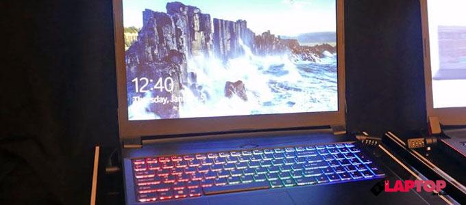 Gigabyte Sabre 15 - www.laptopmag.com