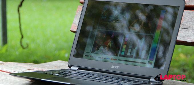 Acer Slim Aspire S5-391 - www.notebookcheck.net