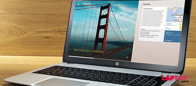 HP Envy 15 TouchSmart - www.pcworld.com