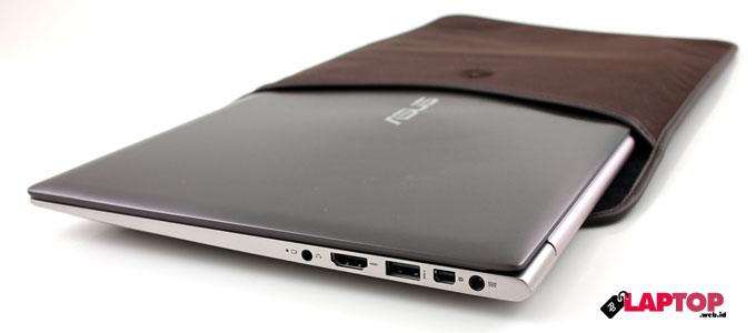 ASUS ZenBook UX303LA - www.notebookcheck.net