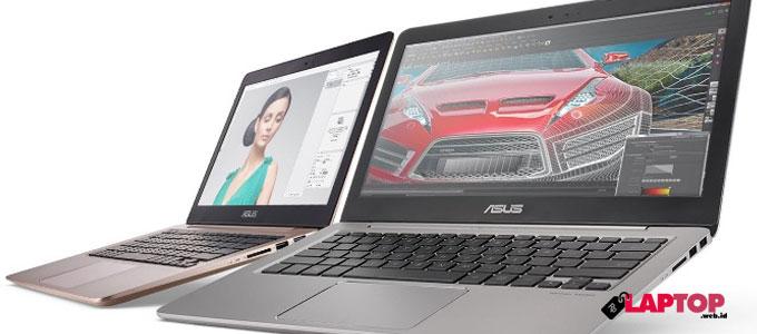 ASUS ZenBook UX310UQ - www.tokopedia.com