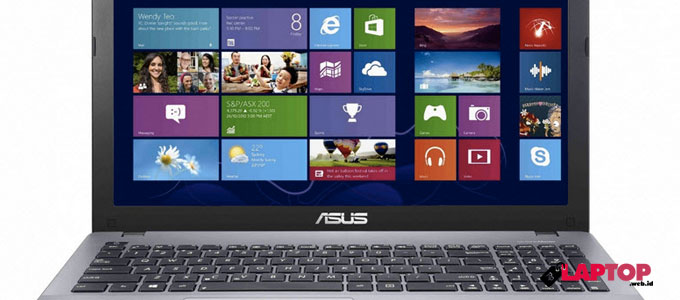ASUS F550L - (Sumber: productreview.com.au)