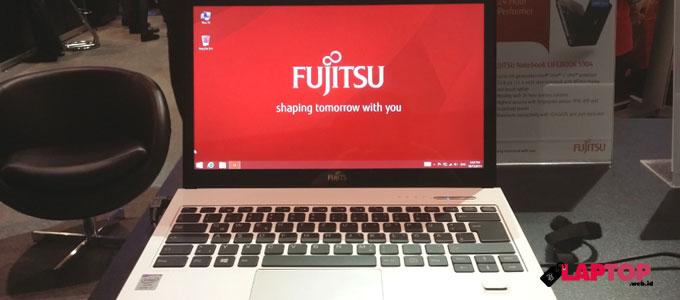 Fujitsu Lifebook S904 - www.techradar.com