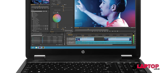 HP ZBook 15 - (Sumber: pcworld.com)