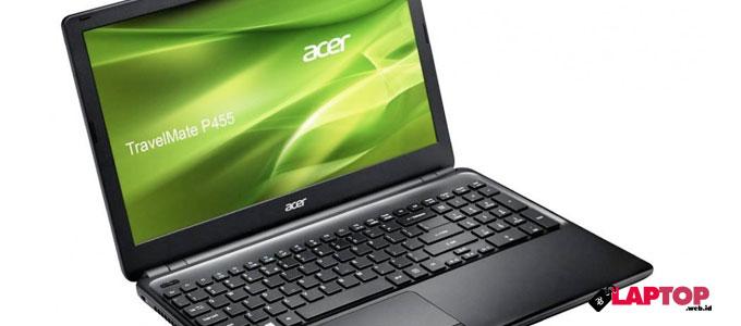 Acer TravelMate P455-MG - (Sumber: webantics.com)