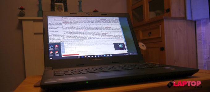 Lenovo B40-30 - www.techradar.com
