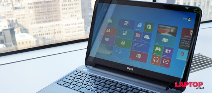 Dell Latitude 15 5000 Series - (Sumber: laptopmag.com)