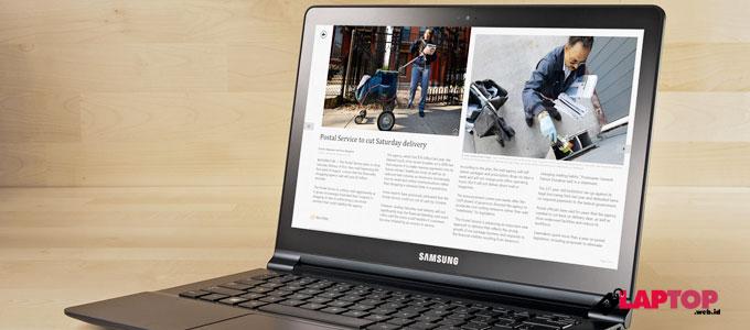 Samsung Notebook 9 Lite - (Sumber: pcworld.com)