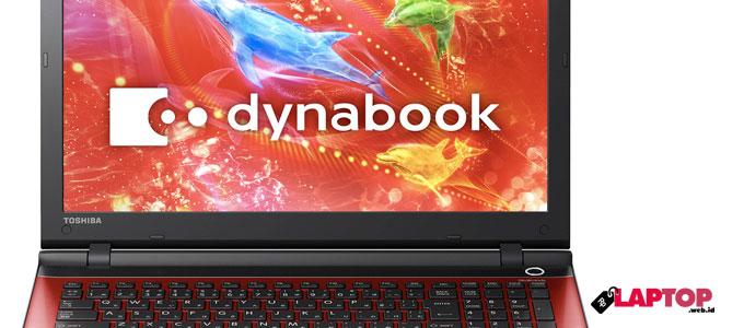 Toshiba Dynabook T55 - (Sumber: kakaku.com)