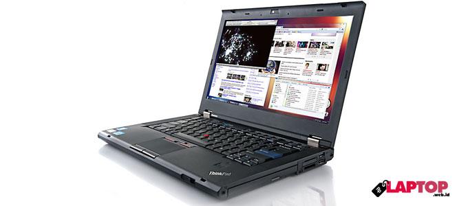 Lenovo ThinkPad T420 - www.tokohuda.com