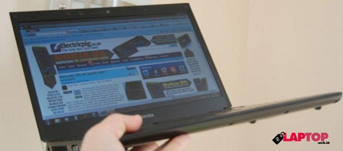 Toshiba Portege R700 - www.electricpig.co.uk