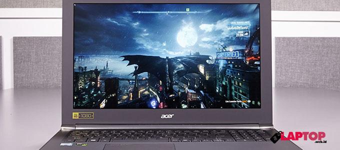 Acer Aspire V15 - www.laptopmag.com