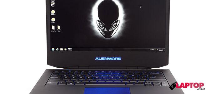 Alienware 14 - (Sumber: laptopmag.com)