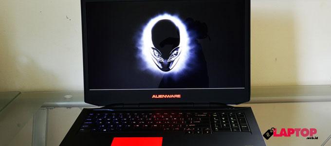 Alienware M17xR5 - www.tokopedia.com
