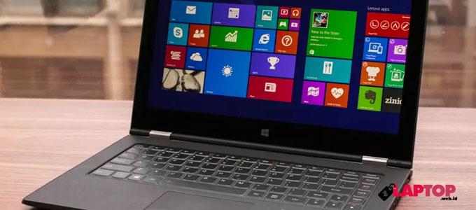 Lenovo Yoga 2 Pro - (Sumber: cnet.com)