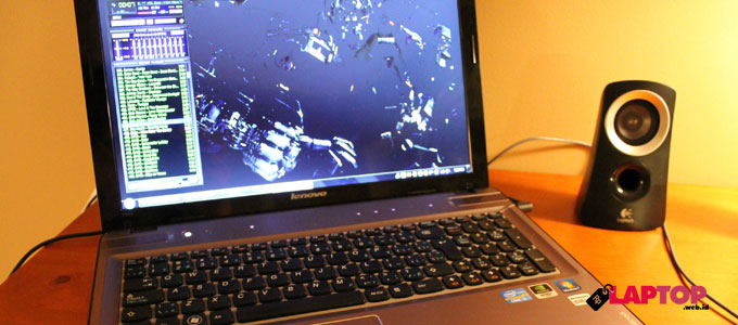 Lenovo IdeaPad Y570 - blog.superuser.com