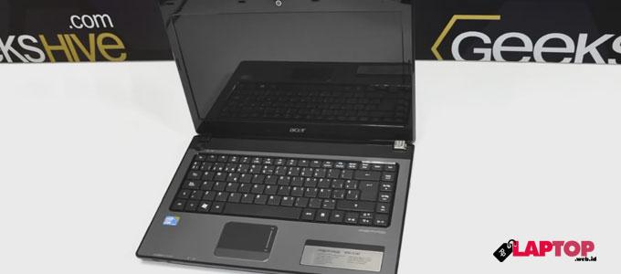Acer Aspire 4741 - GeeksHive