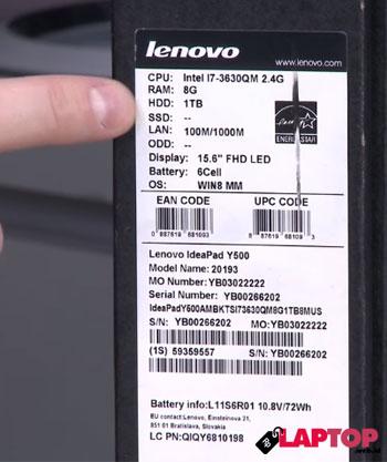 Lenovo, laptop, notebook, bisnis, multimedia, game, spesifikasi, produk, display, layar, panel, port, prosesor, Intel, harga, perangkat