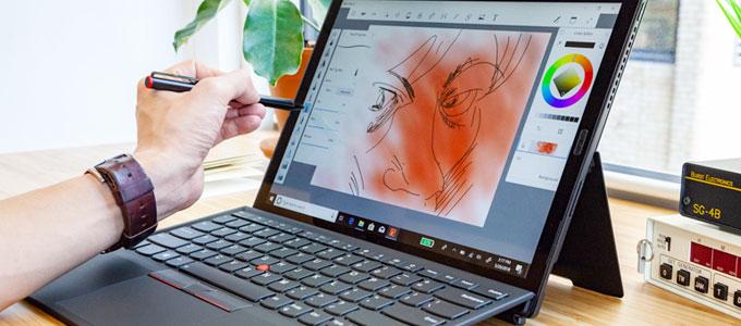 Lenovo ThinkPad X1 Tablet - www.laptopmag.com