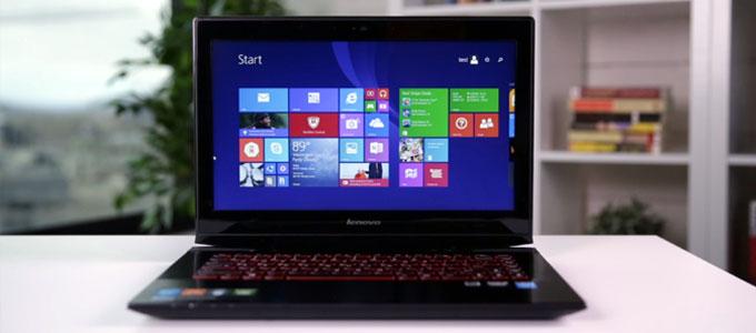 Laptop gaming Lenovo Y40 (sumber: worldbench.com)
