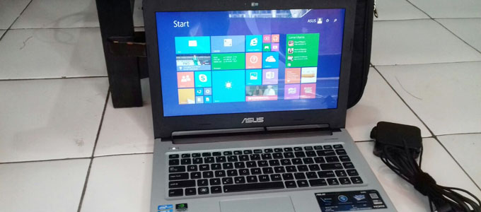 ASUS K46CM - www.pasarlaptop.net